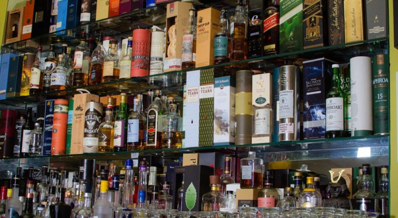 PAUL'S TREASURE TROVE TASTING : A WHISKY CONNOISSEURS DELIGHT